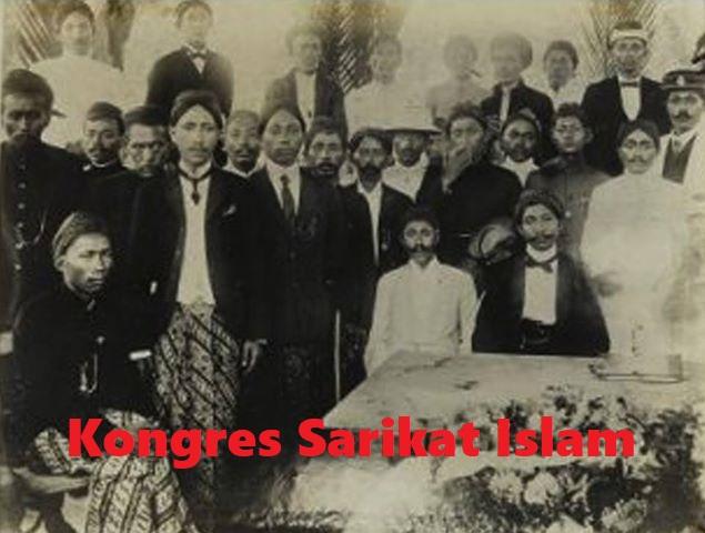 Kongres Sarikat Islam , Kongres Nasional Pertama Tahun 1916 Di Bandung